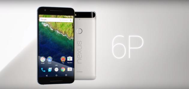 Huawei Nexus 6P ufficiale: Snapdragon 810, 5.7
