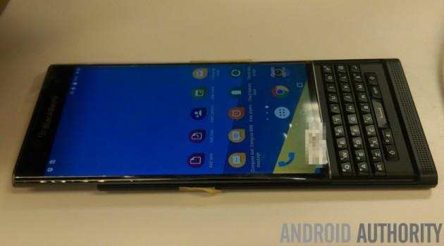 Blackberry Venice protagonista di altre foto dal vivo