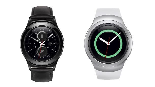 Samsung Gear S2 è dotato di una nuova batteria più compatta e performante