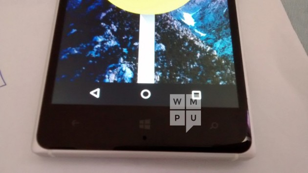 Android Lollipop eseguito su Lumia 830 - VIDEO