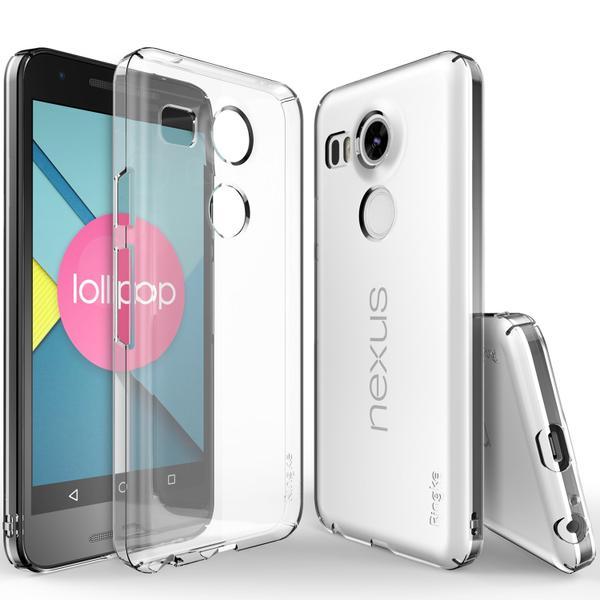 LG Nexus 5x: Spigen rivela il design ufficiale