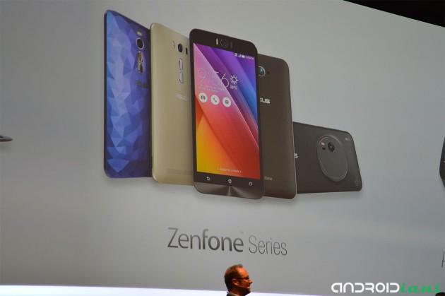 IFA 2015: ASUS presenta i nuovi ZenFone