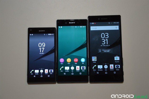 Sony Xperia Z5 Ultra con display 4K in arrivo al MWC 2016?