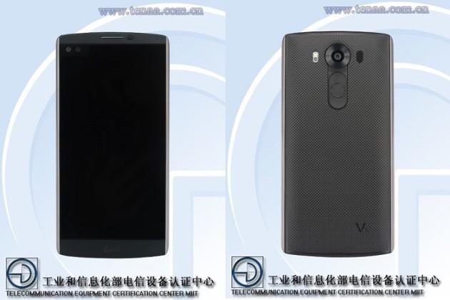 LG V10: lo smartphone con doppio display si mostra in nuove immagini