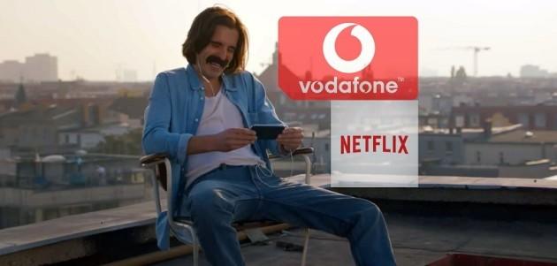 Netflix e Vodafone: arriva l'accordo ufficiale