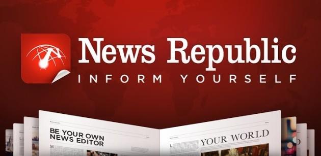 News Republic si aggiorna alla v5.2: ecco le novità