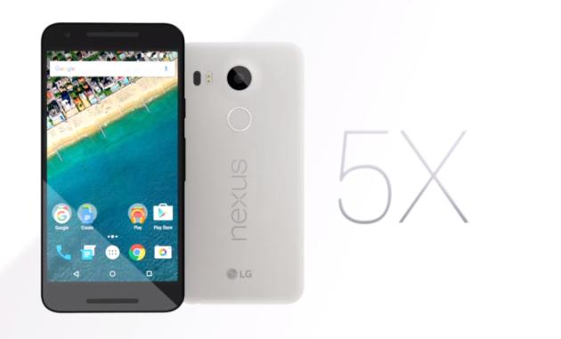 LG Nexus 5X ufficiale: 5.2
