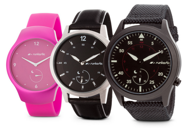 Runtastic Moment: nuovo orologio activity tracker