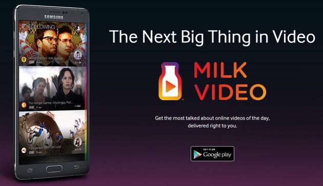 Milk Video: Samsung si prepara a chiudere il servizio