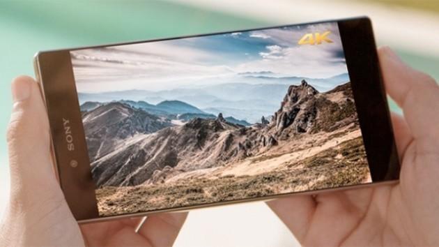 Sony Xperia Z5 Premium non manterrà costante la risoluzione 4K