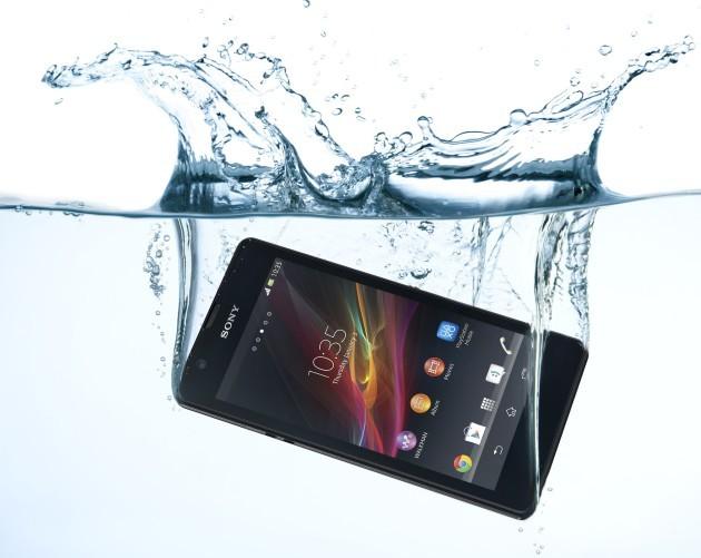 Sony fa chiarezza sull'argomento waterproof