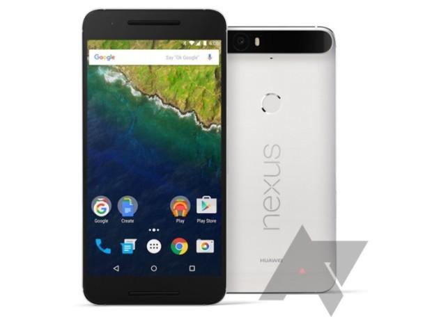 Huwei Nexus 6P si mostra nella prima immagine stampa ufficiale