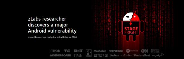 Stagefright: Zimperium ha rilasciato il source code dell'exploit