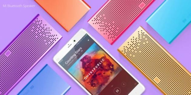 Mi Bluetooth Speaker: nuovo gadget Xiaomi dal prezzo contenuto