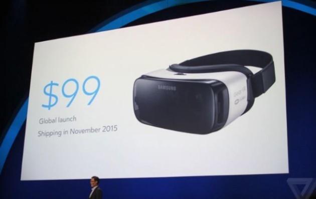 Samsung Gear VR: nuova versione in arrivo a Novembre