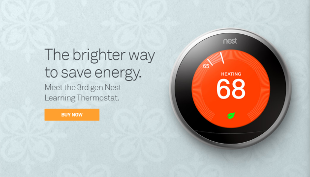Nest annuncia la terza generazione di Learning Thermostat