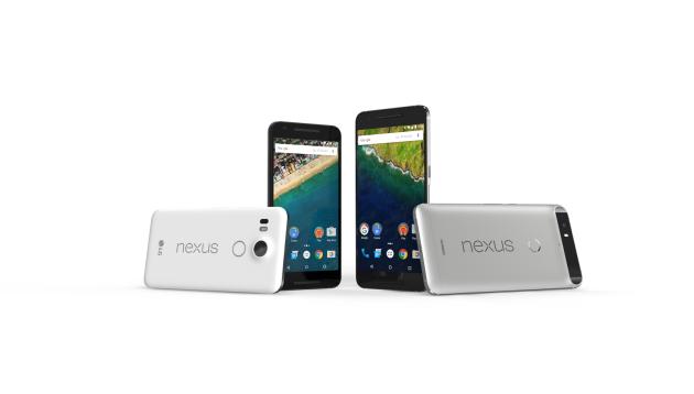 Nexus 5X a confronto con Nexus 6P e Nexus 5 in alcuni video speed-test