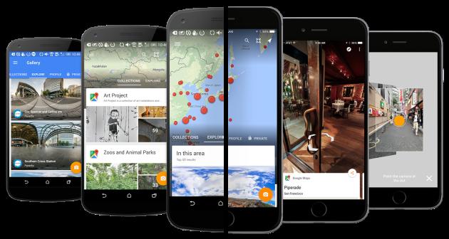 Google Street View diventa indipendente da Maps