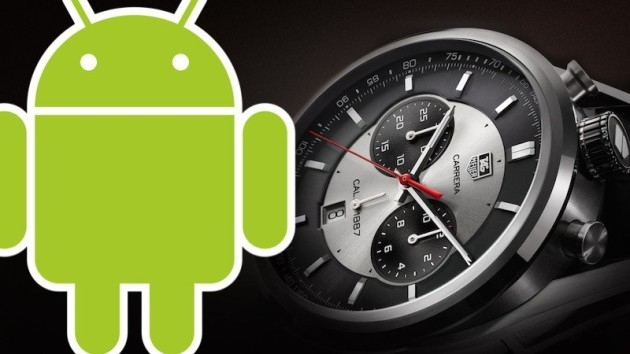 Nuovo e costosissimo smartwatch Android Wear in arrivo da Tag Heuer