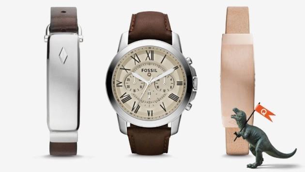 Fossil Q Founder ufficiale: annunciato lo smartwatch Android Wear da 275$