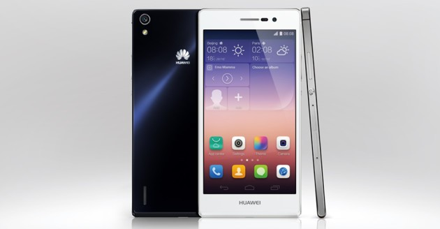 Huawei Ascend P7: iniziato il roll-out di Android 5.1.1 Lollipop
