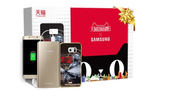 Samsung Galaxy S6 Edge Plus Ant-Man Edition svelato ufficialmente in Cina