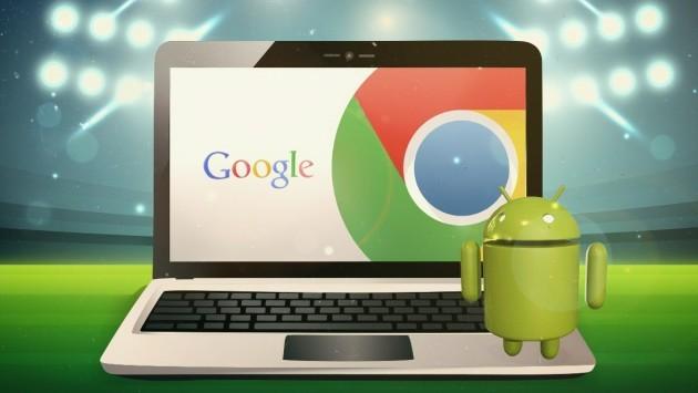 Android e Chrome OS uniti nel futuro sistema operativo di Google - RUMORS