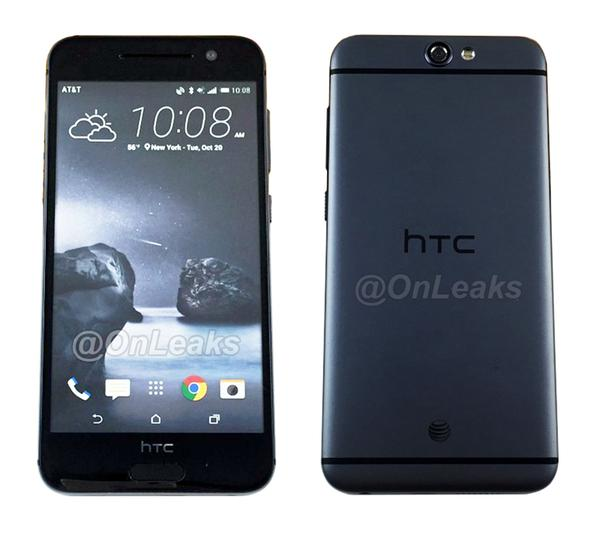 HTC One A9 (Areo) torna a mostrarsi in nuove foto