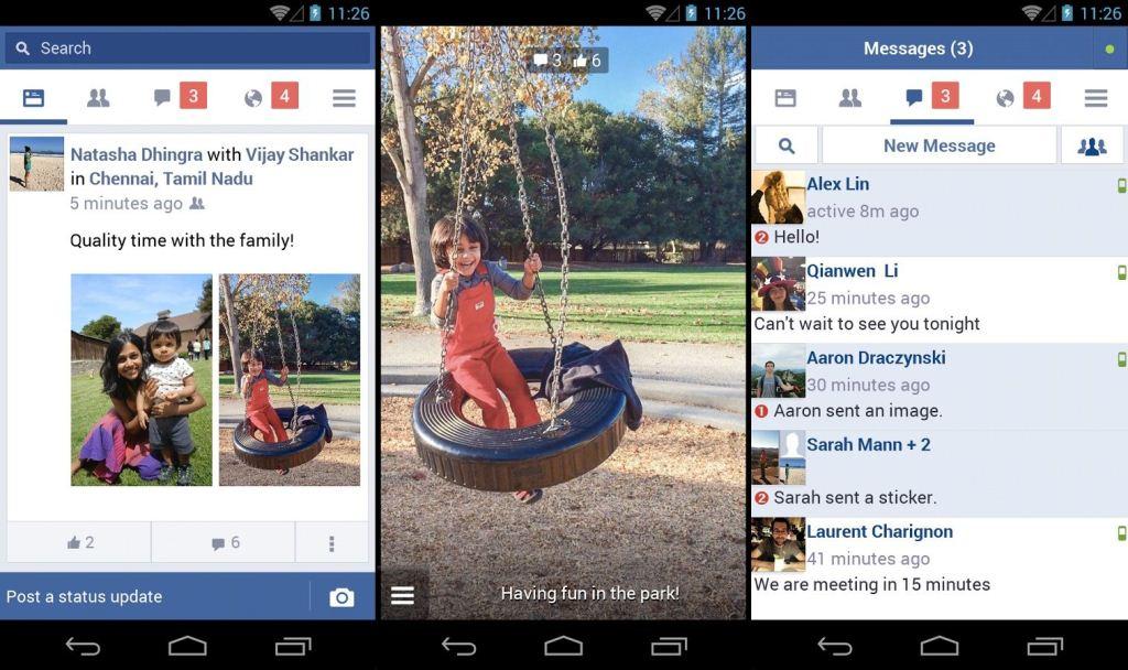 Facebook Lite nuovo aggiornamento - DOWNLOAD