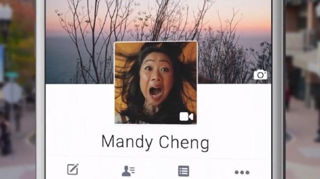 Facebook: i video sostituiranno le classiche immagini del profilo