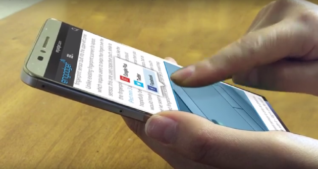 Galaxy S7 potrebbe rispondere ad iPhone 6S implementando il ClearForce - VIDEO