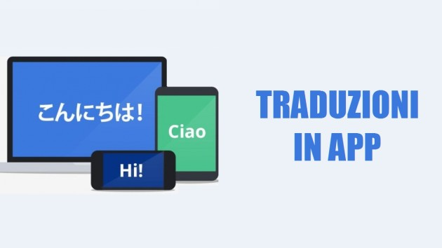 Google Translate: tradurrà anche all'interno di altre app