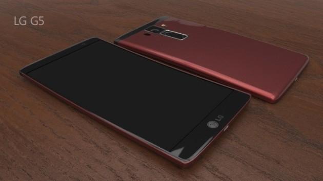 LG G5: via il retro in pelle, ok per la scocca in metallo ed il 4K