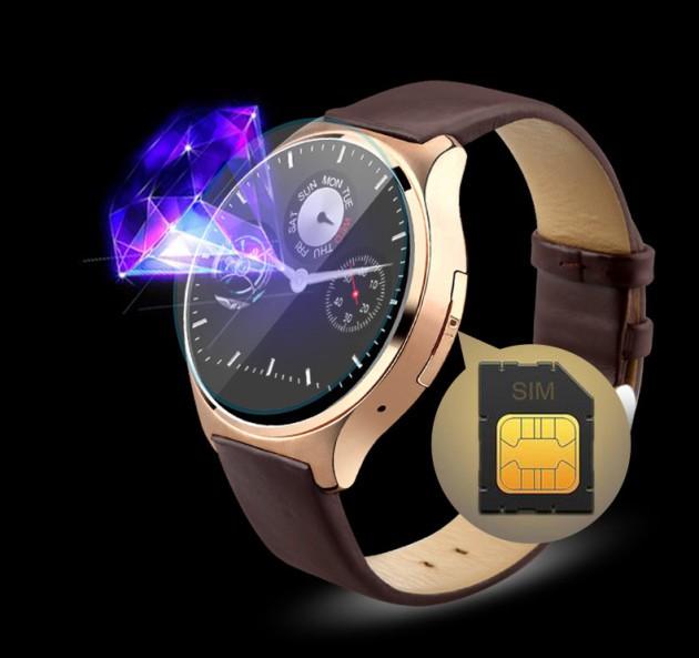 Oukitel A29, uno smartwatch circolare che può ospitare una SIM card