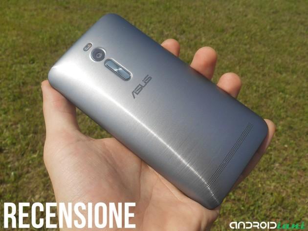 Asus Zenfone 2 ZE551ML: la recensione