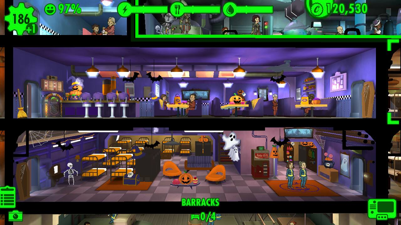 fallout shelter halloween 1