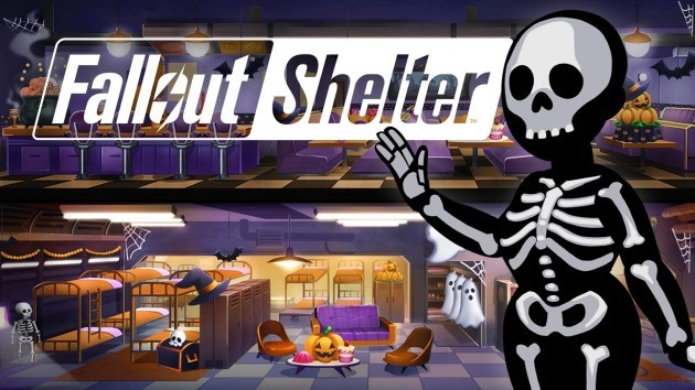 Fallout Shelter si aggiorna in occasione di Halloween