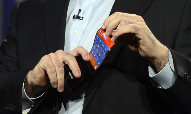 Samsung ed LG al lavoro su terminali completamente pieghevoli