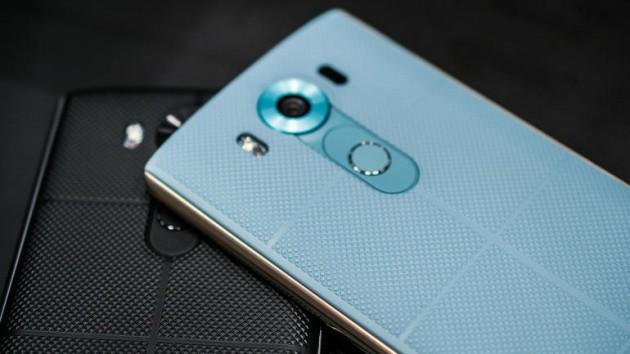 LG V10 protagonista di un test di resistenza estremo