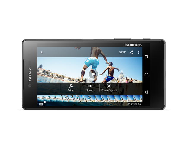 Sony spiega perchè il display 4K di Xperia Z5 Premium si comporta da Full HD