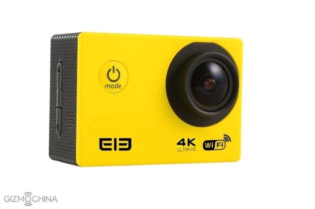 Elephone Cam: lavori in corso sulla prima action-cam