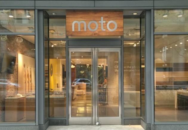 Motorola aprirà il primo retail-store a Chicago il 7 Novembre