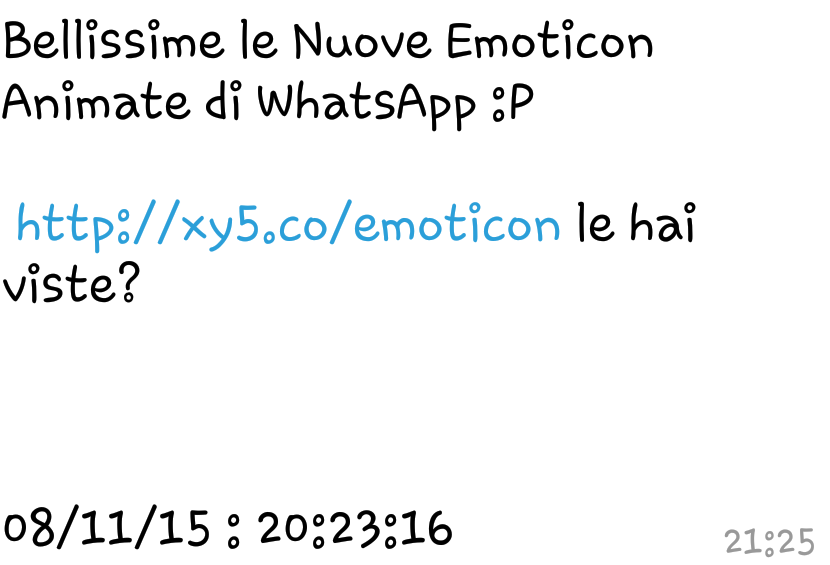 emoticon animate truffa