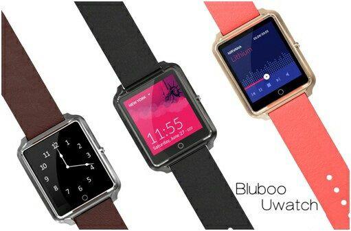 Bluboo Uwatch debutterà sul mercato a fine mese a circa 50$