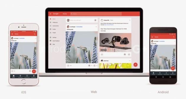 Google+ si aggiorna con tanti cambiamenti all'interfaccia