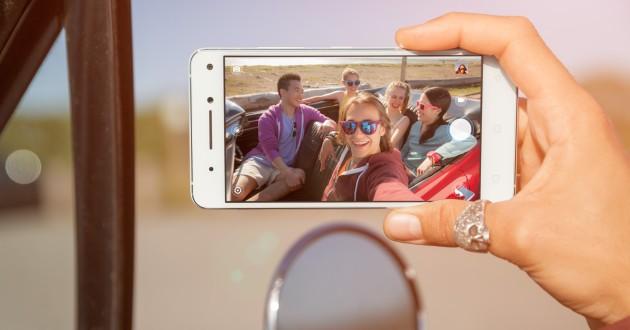 Lenovo Vibe S1: nuovo smartphone di fascia media disponibile in India