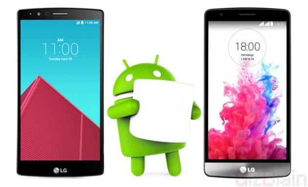 LG Italia porterà Android 6.0 Marshmallow su tutti gli smartphone di punta