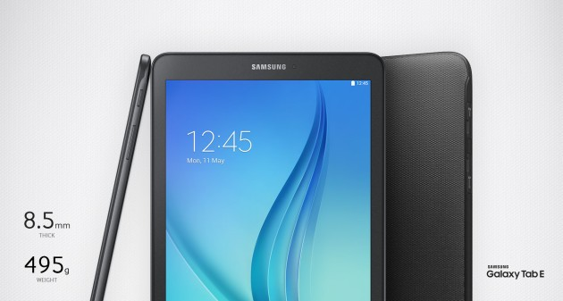 Samsung al lavoro sul successore del Galaxy Tab E