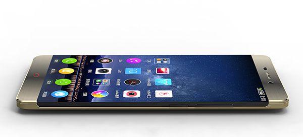 ZTE Nubia Z11: primi render dello smartphone borderless