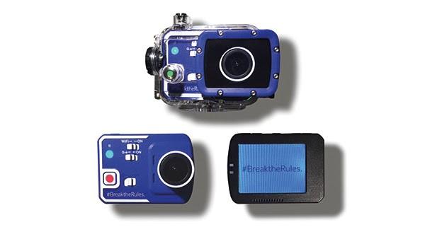 Stonex Cam: nuovo video e prezzo inferiore a 260€